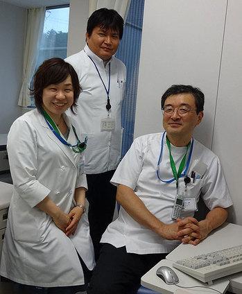 精神腫瘍科メンバー2012